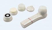 Homedics FAC-550A-EU Spazzola pulizia viso + Accessori col Bianco
