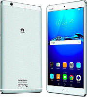 """huawei Tablet 8.4"""" Touch 32GB 3G 4G Bluetooth GPS Android 6.0 Bianco MediaPad M3"""