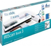 ADL IRISCAN BOOK 3 Scanner A4 Portatile Interfaccia USB col. Nero