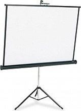 omb SP070MTS Schermo proiettore treppiede 178x178 cm colore Bianco