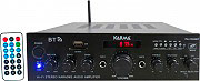 KARMA PA 2380BT Amplificatore Audio Bluetooth 4 Canali Hifi 2x25 W Nero