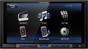 "Kenwood Autoradio Sintolettore 6,8"" Touch Bluetooth iPodiPhone USB RCA DMX100BT"