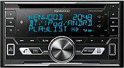 Kenwood DPX-5100BT Autoradio Bluetooth 2 Din Android CD Mp3 Radio FM 50W USB