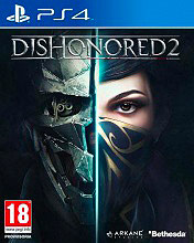 KOCH MEDIA 1016928 Dishonored 2, Playstation 4 PS4 Lingua Italiano