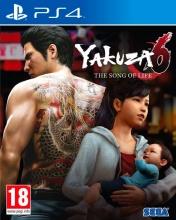 sega 1024249 Videogioco per PS4 Yakuza 6:The Song of Life Avventura 18+