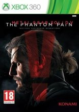 KONAMI Metal Gear Solid V The Phantom Pain, Xbox 360 Lingua ITA - X3601536