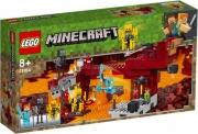 lego 21154 Minecraft Il Ponte del Blaze