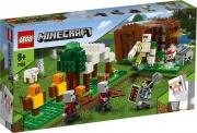 lego 21159 Minecraft Lavamposto del saccheggiatore