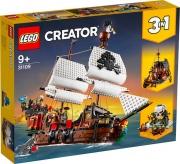 lego 31109 Creator Galeone dei pirati