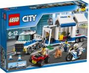lego 60139 City Police Centro di comando mobile