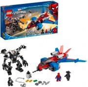 lego 76150 Spiderjet vs. Mech Ve. Heroes