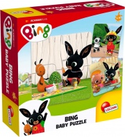lisciani 74686 Puzzle First Puzzle Bing