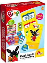 lisciani 81073 Educativo Puzzle Flash Cards Bing