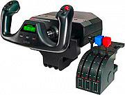 Saitek Pro Flight Yoke System per Simulatore di Volo