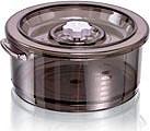 Flaem Nuova ACO1004 Contenitore per Alimenti Sottovuoto Capacità 1,5 litri ø 230 mm