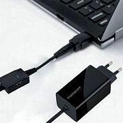 Mediacom Alimentatore Universale Notebook + 9 connettori - M-ACNBU90N