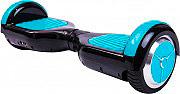 """Vivo M-VB65B Hoverboard 6.5"""" Velocità 12 kmh Autonomia 8 km Azzurro  Vivo V65"""