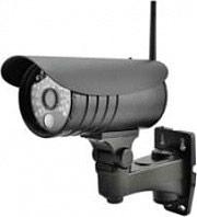 Zodiac 559590592 Telecamera IP Bullet per Esterno Visione Notturna IP66