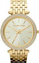 Michael Kors MK3191 Orologio Donna Acciaio color Oro Analogico Quarzo Cinturino