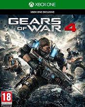 Microsoft Gears of War 4 Xbox One Lingua Italiano Modalità multiplayer 4V9-00016