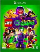 WARNER BROS 1000704835 Videogioco per Xbox One LEGO DC Super Villains 7+