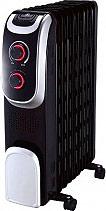 MIDEA NY2009-13AL Termosifone Elettrico Radiatore ad Olio Stufa 9 Elementi 2000W Hotty 9