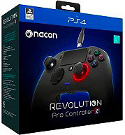 NACON NA360912 Gamepad PS4 AnalogicoDigitale Nero Revolution Pro 2