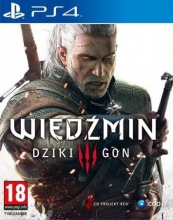 BANDAI The Witcher 3, Playstation 4 PS4 ITA - 1058375