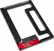 Newer NWTADPTADRV Adattatore SSD  HD da 2.5 a 3.5 kit montaggio