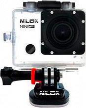 Nilox 13NXAKNAWI001 Action Cam Full HD WiFi Videocamera Sport Cam Fotocamera USB