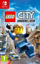 WARNER BROS 1000639747 Videogioco Switch LEGO City Undercover AzioneAvventura 7