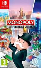 UBISOFT 95121 Videogioco per Switch Monopoly 2 Party Game 3+