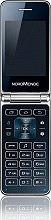 Nordmende LITE500F.BL LITE500F - Telefono Cellulare Dual SIM GPRS, GSM Bluetooth Radio FM Blu