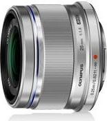 Olympus 4545350045876 Obiettivo M.Zuiko Digital 25mm F1.8 Micro 43 M. 43