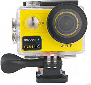 One Gear FUN4KYL Action Cam Wifi 4K Ultra HD 12 Mpx 60 fps  Fun 4K Wi-Fi