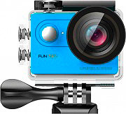 One Gear FUN720BL Action Cam HD 5 Mpx 30 fps Impermeabile 120° Wide Blu  Fun