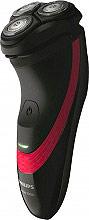PHILIPS Rasoio elettrico Ricaricabile a Secco 3 Testine S131004 Series 1000