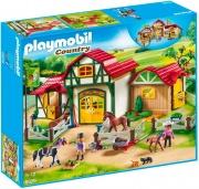 playmobil 6926 Grande Maneggio Horse Farm Costruzione 5