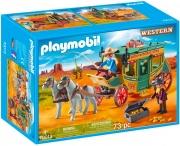 playmobil 70013 Carrozza Western Stagecoach