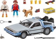 playmobil 70317 Delorean BACK TO FUTURE