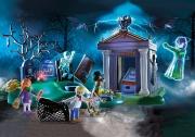 playmobil 70362 Brividi Al Cimitero SCOOBY-DOO