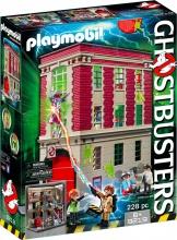 playmobil 9219 Caserma Dei Ghostbusters
