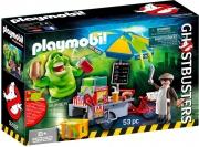 playmobil 9222 Slimer E Il Carretto Gioco per bambini 2 pezzi