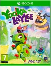 Publisher Minori 1020772 Videogioco per Xbox One Yooka Laylee Piattaforma 7