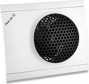PLEINAIR TV-NW Termoventilatore Bagno Caldobagno 2000 Watt Termostato