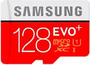 Samsung Memoria Micro SD 128 GB Class 10 Adattatore SD - MB-MC128DAEU