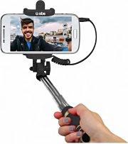 Sbs Asta Selfie telescopica Universale cellulare smartphone TESELFISHAFTMINIFR