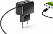 Sbs Caricabatteria da Rete Viaggio smartphone USB 2.0 col Nero TETRAVMICRO1L