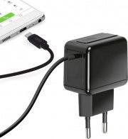 Sbs Caricabatterie Rete Viaggio Universale Smartphone USB-C  TETRAVTC3A