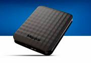 Seagate Hard disk esterno 1TB 1000GB 5000 Mbits USB Nero STSHXM101TCBM Maxtor M3